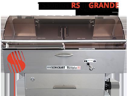 TS30plus RS II GRANDE Akku-Brotschneidemaschine – 24 Volt
