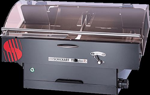 TS43plus RS II Grande Black Edition Kreismesser-Brotschneidemaschine