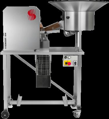 KBW Serie / 8x8  Knödelbrot-Würfelmaschine mit Trichter