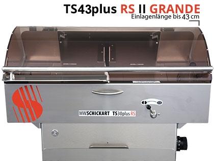 TS43plus RS II Grande Kreismesser-Brotschneidemaschine