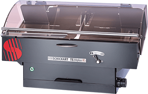 TS30plus RS II GRANDE Black Edition Kreismesser-Brotschneidemaschine